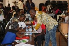 Formation des Jeunes collecteurs de Segou