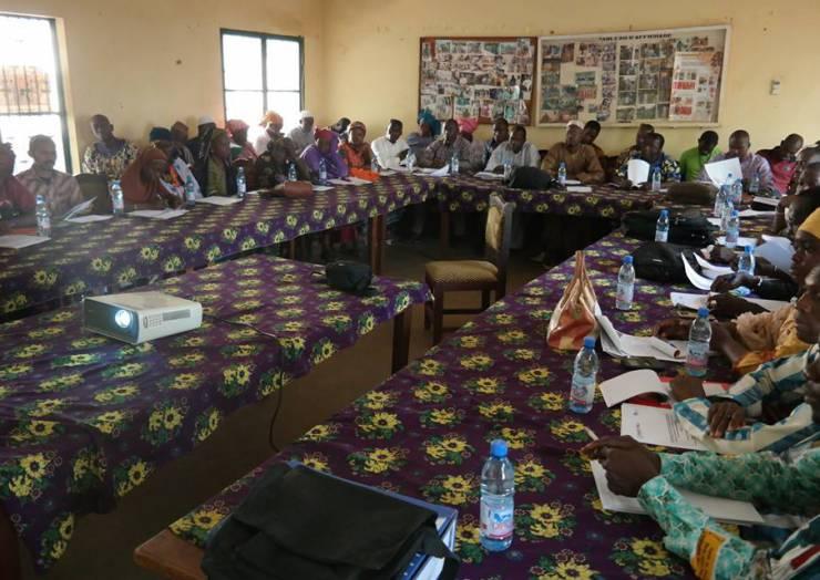 KOUTIALA : mise en place d'un Club d'écoute du Programme d'Engagement Civique PEC