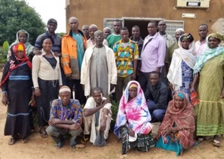 Identification et Diagnostic des OCB partenaires dans Cinq Communes de la région de Sikasso